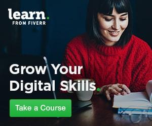 Learn from Fiverr: Online Courses for Freelancers & Entrepreneurs