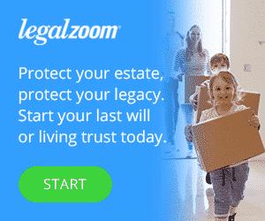 LegalZoom: Estate Planning