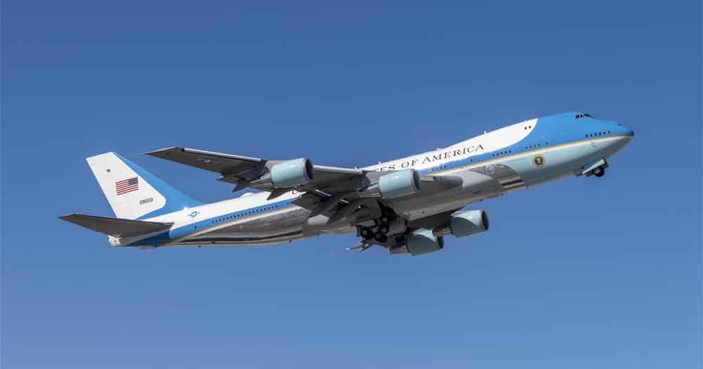 Air Force One Flying Presidential Emergency Kit