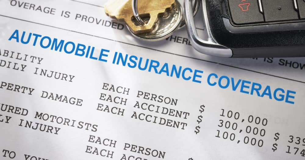 Documents Car Insurance Policy