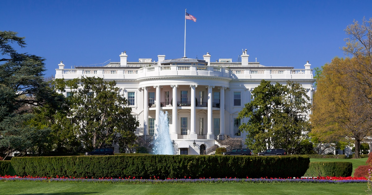 Presidential Preparedness White House South Portico