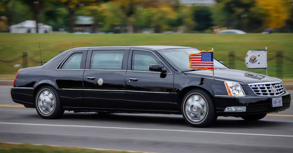 The Beast Presidential Armored Limo Emergency Kit