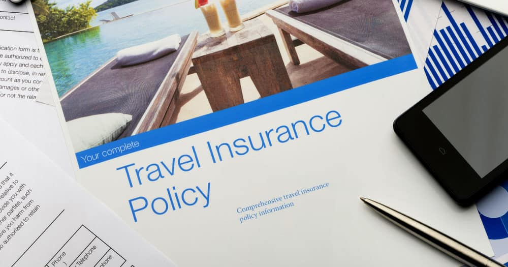 Travel Insurance Policy Is Travel Essential Insurance